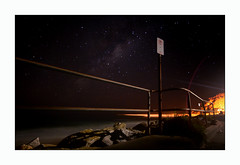 Nambucca Heads at night (marcel.rodrigue) Tags: nambuccaheads nambuccascenery nightscape bynight night milkyway coffscoast midnorthcoast newsouthwales beach seascape australia marcelrodrigue photography stars jkamidnorthcoast