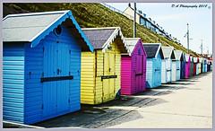 Beach Huts Sheringham_DSC0754 (dark-dave) Tags: beachhuts norfolk sheringham coast coastal