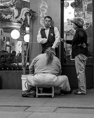 It's not what it looks like :) (Frederik Trovatten) Tags: fuji fujifilm streetphotography street streets streetportrait streetphotos monochromatic monochrome mexico mexicocity cdmx shoe candid candidphotography noir x100f portrait portraits bnw blackandwhite blackandwhitephotography black white
