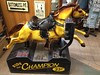 HBM #art2018 (Mr. Happy Face - Peace :)) Tags: vintage horse ride pony art2018 benchmonday happybenchmonday hbm 25 cents quarter