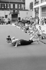 La notte bianca dello sport 2018 (sirio174 (anche su Lomography)) Tags: sport nottebianca manifestazionepubblica manifestazionesportiva como italia italy whitenight ginnastica gimnastic ginnaste ginnasta ginnasticaartistica ginnasticaritmica comense hp5