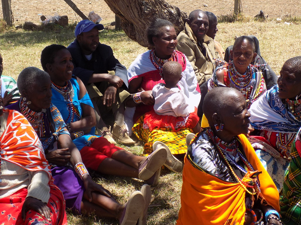 Christian Aid (UKI) in Kenya  - Traditional Birth Attendants Recruitment Drive in Naikkar Ward