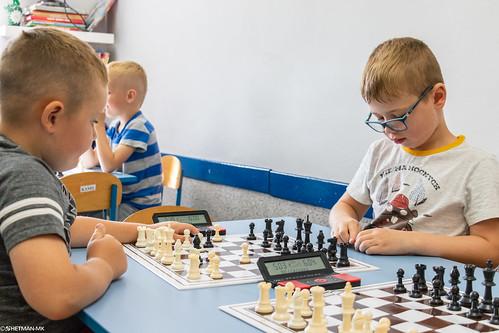 VIII Turniej Szachowy o Mistrzostwo Przedszkola Wesoła Piątka (4 of 78)