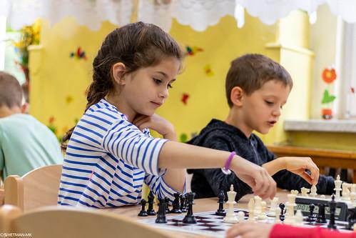 V Turniej Szachowy o Mistrzostwo Przedszkola Miejskiego Nr 1-35