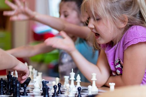 VIII Turniej Szachowy o Mistrzostwo Przedszkola Europejska Akademia Dziecka-26