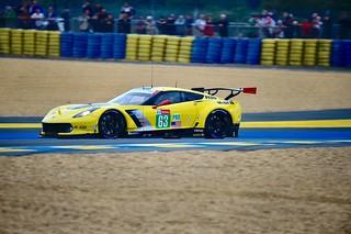 Album flickr Le Mans 2018