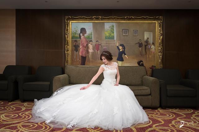 Allen&Alice-台南大億麗緻宴客-婚禮記錄-4