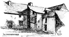 Le manoir de la Havardière à Acigné