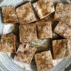 Marinating Tofu (Cat Sidh) Tags: food tofu marinade