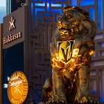 Vegas Golden Knights - MGM Grand Lion thumbnail