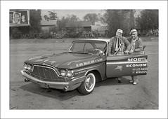 Vehicle Collection (0952) - DeSoto (Steve Given) Tags: workingvehicle automobile desoto mobil 1950s