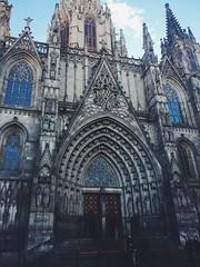 (maycambiasso98) Tags: tall visit travel barcelona europa europe españa spain catalonya catalunya catalunia iglesia church cathedral catedral
