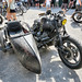 Motorrad BMW & Beiwagen