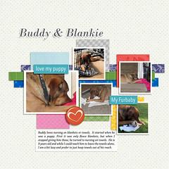 Buddy & Blankie (Dragonhomer) Tags: load29