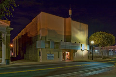 Faith Temple Harvest of Life Ministries, 348 N Marion Avenue, Lake City, Florida, USA / Built: 1940 / Architectural Style: Art Deco (Photographer South Florida) Tags: faithtempleharvestoflifeministries 348nmarionavenue lakecity florida usa built1940 artdeco columbiacounty historical city cityscape urban downtown skyline northflorida centralbusinessdistrict highrise hotels building architecture commercialproperty cosmopolitan metro metropolitan metropolis sunshinestate realestate commercialoffice nationalregisterofhistoricplaces town thegatewaytoflorida floridaagriculturalcollege floridagatewaycollege