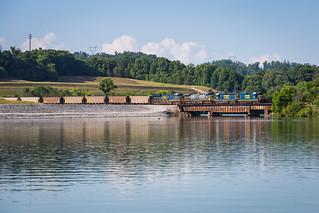 Slug Set Coal Train