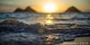 Lanikai Sunrise (j . f o o j) Tags: lanikai lanikaisunrise lanikaibeach twinislands namokulua mokuiki mokunui kailua nikond610 nikkor20mmf28 nikkor50mmf12ais nikkor14mmf28