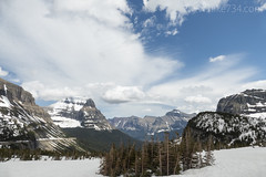 "Logan Pass • <a style=""font-size:0.8em;"" href=""http://www.flickr.com/photos/63501323@N07/27672788047/"" target=""_blank"">View on Flickr</a>"