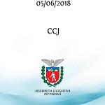 CCJ e Comissão de Finanças e Tributação 05/06/2018