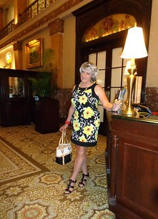 It's Sunday Afternoon And Here I Am Again Hanging Out In The Pfister Hotel