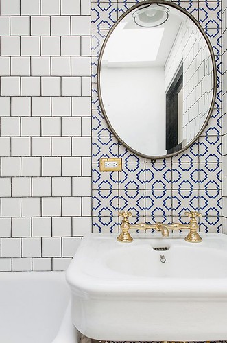 Bathroom Furniture : Beautiful tiles
