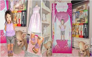Featuring: #LulaBelle #ShopHop #ConfettiPoses #Buglets #AR #PlusMore