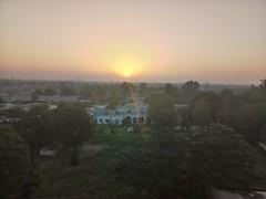 An awaited beginning.... (A Perfect Heart) Tags: creator allah sunrise love purpose rawalpindi life samsung might