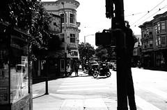 4:20 / Haight-Ashbury - San Francisco, Californie (Ludovic Macioszczyk Photography) Tags: 420 haightashbury san francisco californie nikon fm 135 kodak tmax 400 iso mai 2018 étatsunis © ludovic macioszczyk usa film argentique lumière 35mm noir et blanc monochrome california voyage vacances grain