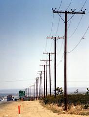 Highway 395, California (J_Piks) Tags: usa road highway california telegraphpoles 395