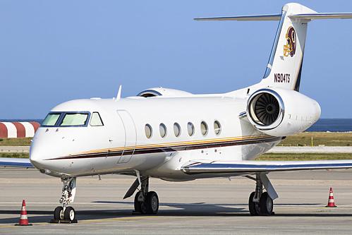 N904TS Gulfstream G450