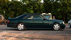W124 Coupe (m.grabovski) Tags: mercedes w124 coupe warszawa warsaw polska poland mgrabovski