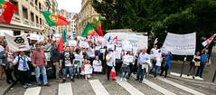 25052018Manifestation Caixa Banque05 (www.force-ouvriere.fr) Tags: caixa banques grève rassemblement fec salaires ©fblanc