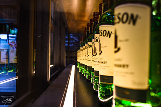 Jameson Whisky Factory in Dublin (Ireland)