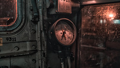 """Night Work"" (36D VIEW) Tags: trains mirrorless a7rii sony alpha legacy hoya28mmf28"