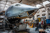 Victor K2 (aquanout) Tags: aeroplane plane aircraft airplane museum workshop colour