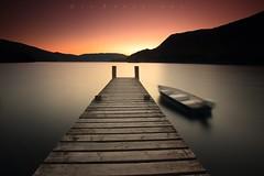 Bob bob bobbin' along (Stu Patterson) Tags: stu patterson sunrise ullswater lake district cumbria jetty