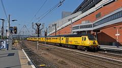 Test Train 2 (garstangpost.t21) Tags: 43062 43013 networkrail doncaster 1q19 heatondepot derbyrtc eastcoastmainline ecml
