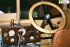 tm_8908 - Klingvallsbussen Tidaholm-Hjo (Tidaholms Museum) Tags: färgat positiv tidaholm fordon buss interiör ratt instrumentbräda