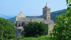 298 - Cap Corse, Rogliano, église San Martinu (paspog) Tags: rogliano corse capcorse france mai may 2017 églisesanmartinu église kirche church