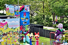 Cartoon Network (chooyutshing) Tags: cartoonnetwork childrensfestival2018 bayfronteventplaza gardensbythebay baysouth marinabay singapore