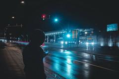 Stranger things (b_represent) Tags: coburg night streetlights