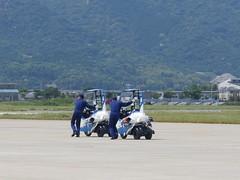 DSC08118 (kagawa_ymg) Tags: 航空祭 ブルーインパルス blueimpulse ジュニア
