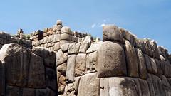 Sacsayhuaman (Peru) (lee paqui) Tags: stonework ancient ruins inca incaruins ancientruins cusco peru sacsayhuaman
