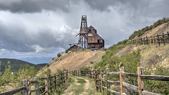 Theresa Mine in Victor, Colorado (jay-kantor) Tags: victorcolorado victor colorado theresamine mines mining goldmine absolutelystunningscapes