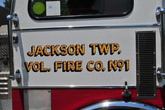 Jackson Township Volunteer Fire Company No. 1 Antique Engine 5501 (Triborough) Tags: nj newjersey monmouthcounty aberdeen jtfd jtfc jtfc1 jacksontownshipfiredepartment jacksontownshipfirecompany jacksontownshipfirecompanyno1 firetruck fireengine engine engine5501 antique antiqueengine antiqueengine5501 hahn
