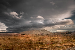 Old crater (Sizun Eye) Tags: iceland hverjfall crater tephracone volcano volcanic myvatn northerniceland lavafields lava skyscape cloudscae nature wildness emptiness landscape sizuneye nikond750 tamron2470mmf28