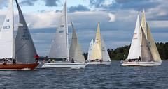 eka lähtö (Antti Tassberg) Tags: purjehdus purjevene haukilahti purje avomeri suursaarirace regatta sail sailing sailingboat yacht espoo