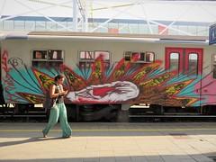 / Gent Sint-Pieters - 9 jun 2018 (Ferdinand 'Ferre' Feys) Tags: gent ghent gand belgium belgique belgië streetart artdelarue graffitiart graffiti graff urbanart urbanarte arteurbano ferdinandfeys cm