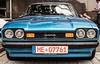 Ford Capri Oldtimertreff in Niederkassel 2018 (rotarybrother) Tags: ford capri auto autos car cars oldtimer vintage retro nikon d750 50mm
