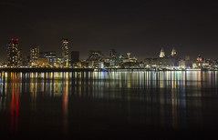 Liverpool Waterfront (David Chennell - DavidC.Photography) Tags: liverpool merseyside nightscape cityscape waterfront night urban